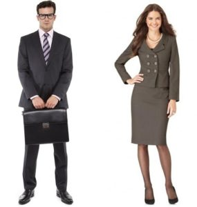 formal interview clothes